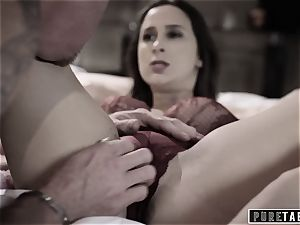 unspoiled TABOO 18yo Ashley Sins Against mummy to sate parent