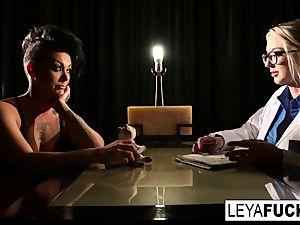 Whorley Quinn Interrogates Jezebelle