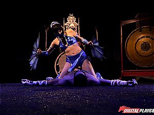 Mortal Kombat pornography parody
