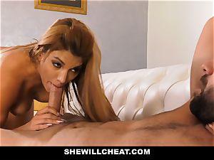 SheWillCheat - steamy hotwife wifey vengeance fucking