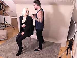 My crazy Album - steamy audition bang-out with Czech amateur