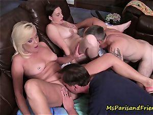 Ms Paris Rose in labia, Maid to Order