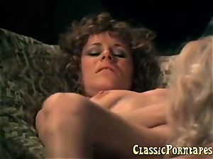 insane damsels cant fight back gobbling each others vulva