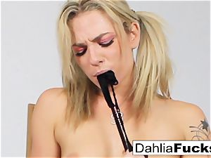 ultra-kinky school nymph solo masturbation
