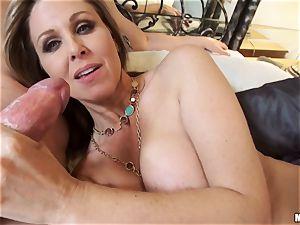 Daisy Haze joins the fun with boss Julia Ann