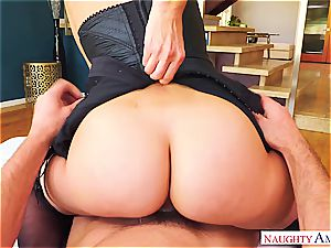 lust and tantric enthusiasm comes with Rachel Starr and her highly inappropriate demeanor
