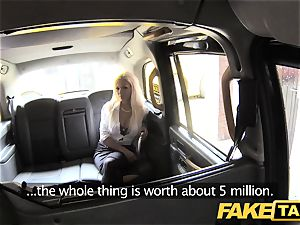 fake taxi molten estate agent gets creampied