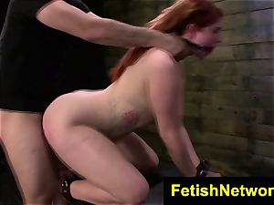 FetishNetwork Rose crimson Tyrell domination & submission intercourse