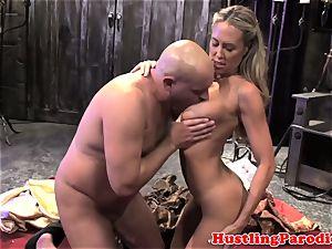 Brandi love making varys inhale his load